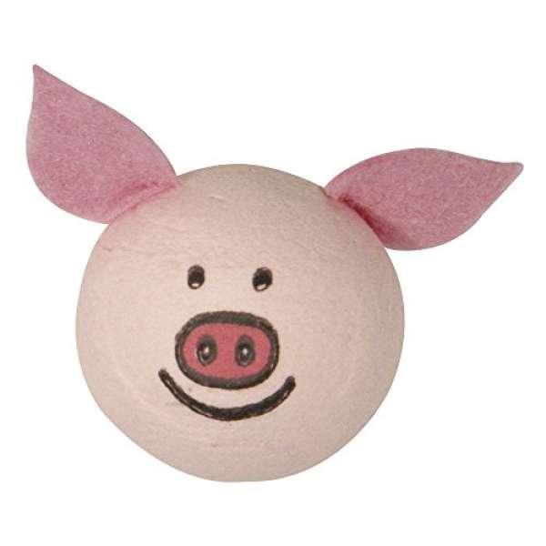 Wattekopf Schwein ø 30 mm