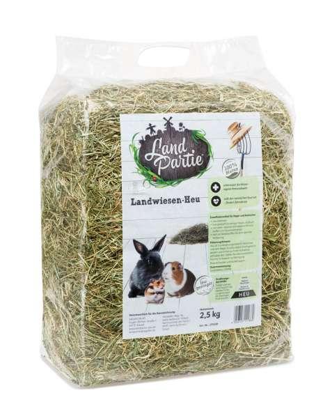LandPartie Landwiesen-Heu 2,5kg