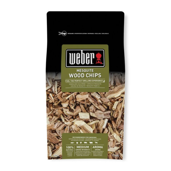 Weber Räucherchips Mesquite 700g
