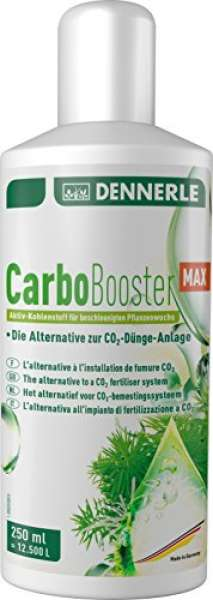 Dennerle 3114 Carbo Booster Max, 250 ml