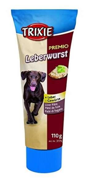 Trixie Premio Leberwurst für Hunde 110 g