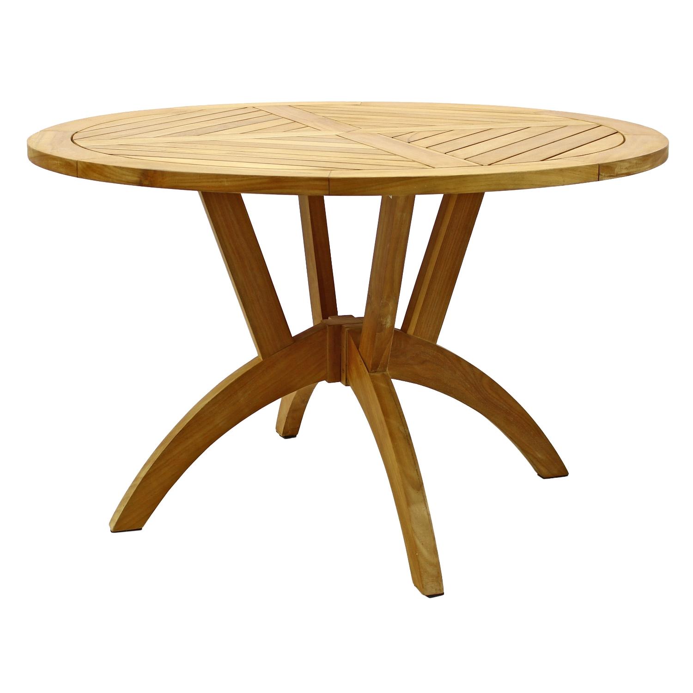 Tisch Lousiana Teak 120cm | Gartenmöbel | Bellandris Matthies ...