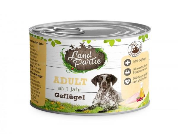 LandPartie ADULT - Geflügel - 200g