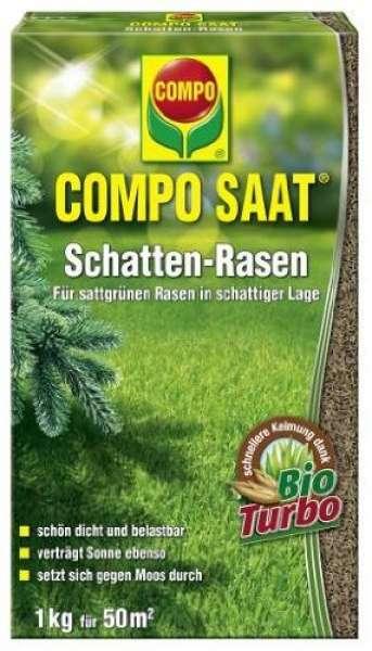 COMPO SAAT Schatten-Rasen 1 kg für 50 m²