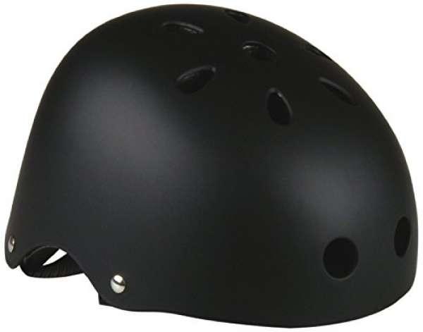 Prophete Skater-Helm schwarz 54-60 cm