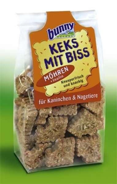 Bunny Keks mit Biss Möhre 50g