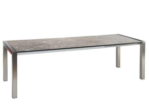 Ausziehtisch 174/254x90cm Vintage Stone