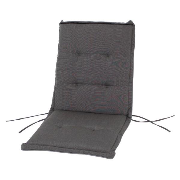 Sesselauflage Black Grey 100