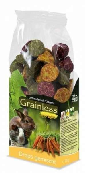 JR Grainless Drops gemischt 140 g