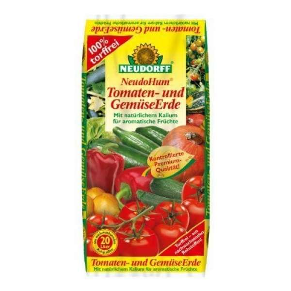 Neudorff NeudoHum Tomaten- und GemüseErde 20L
