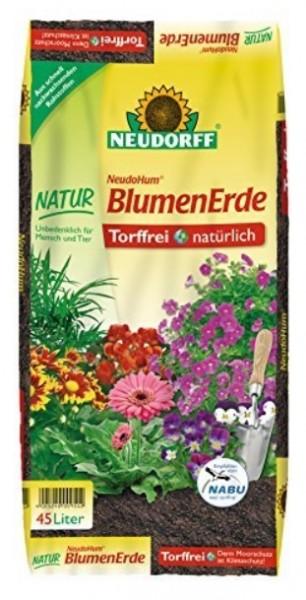 Neudorff NeudoHum Blumenerde 45L