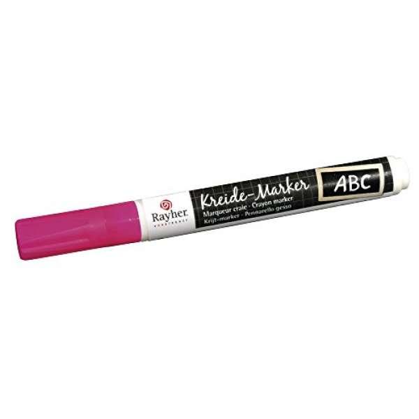 Kreide-Marker pink