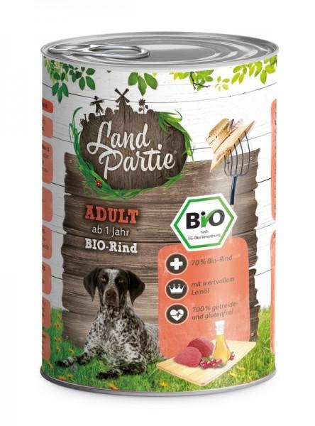 LandPartie Bio ADULT - Rind - 400g