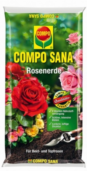 Compo Sana Rosenerde 20L