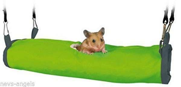 Trixie Kuscheltunnel für Hamster, ø 9 × 30 cm