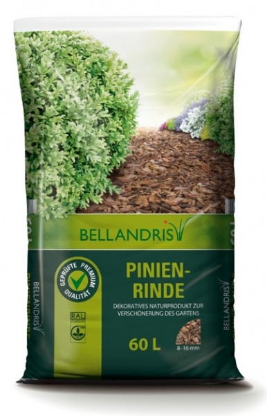 Bellandris Pinienrinde 08-16mm 60L