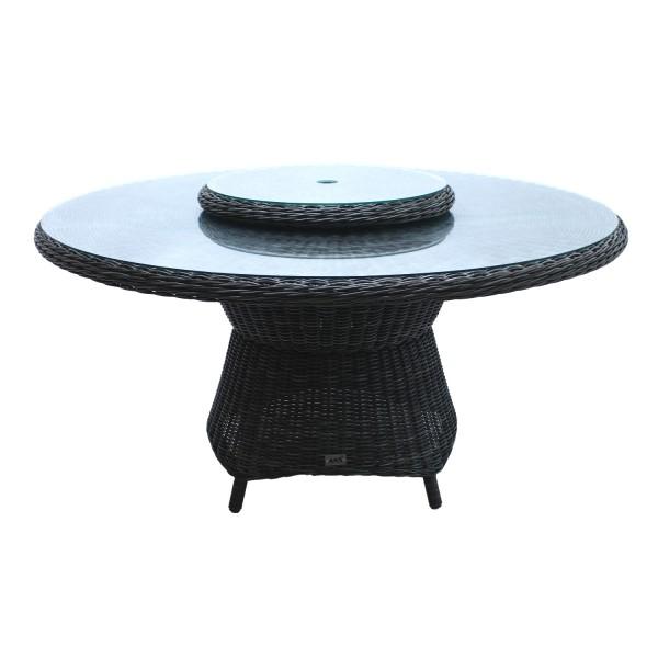 Tisch Broadway 150cm light charcoal
