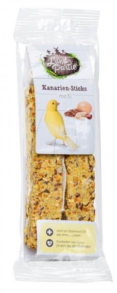 LandPartie 100g Sticks mit Ei 2er Kanarienvogel