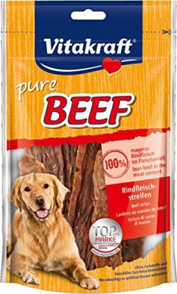 Vitakraft BEEF Rindfleischstreifen, 80 g