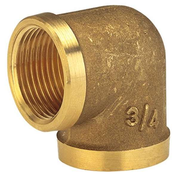 Winkel Messing IG 33,3mm G1 Gewinde