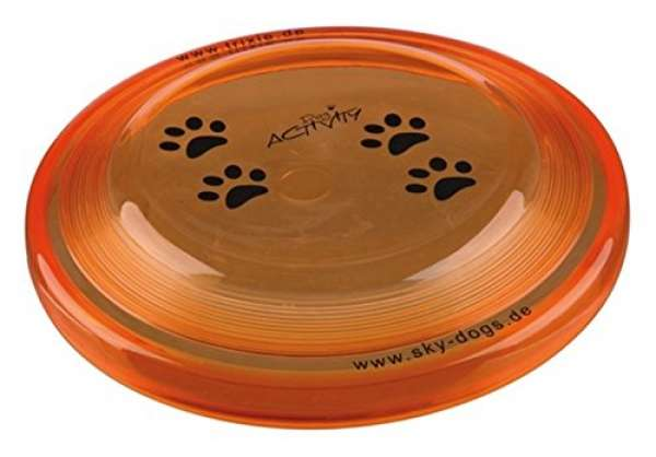 Trixie Dog Activity Dog Disc, bissfest, ø 23 cm