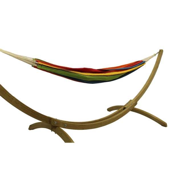 Hängemattengestell Holz Olymp Curuba #