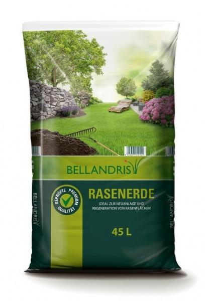 Bellandris Rasenerde 45L