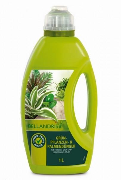 Bellandris Grünpflanzen- & Palmendünger 1L