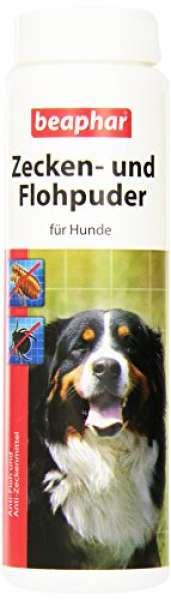 beaphar Zecken+Flohpuder 100g Hund