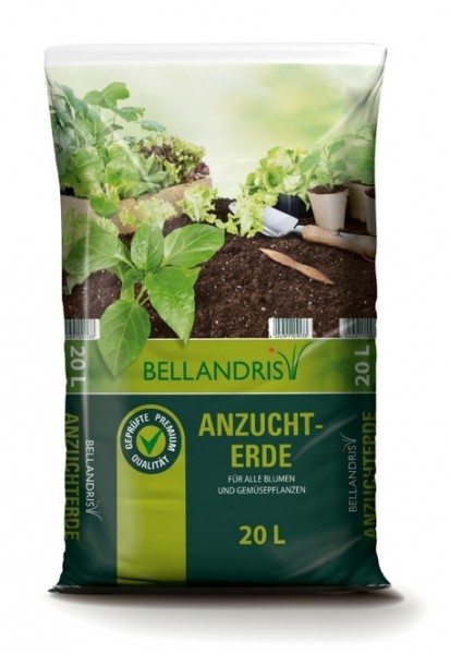 Bellandris Blumenerde 20L
