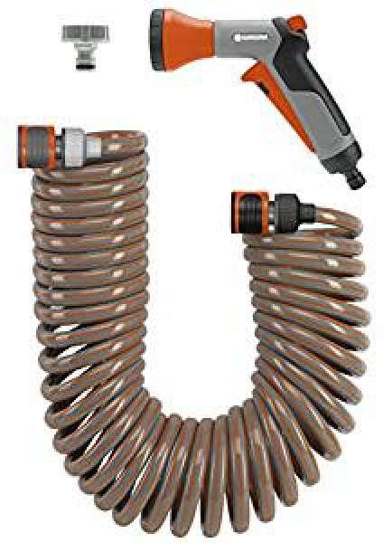Spiralschlauch-Set GA 10m