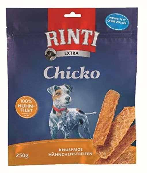 Finnern Rinti Extra Snack Chicko Huhn Vorratspack 250g