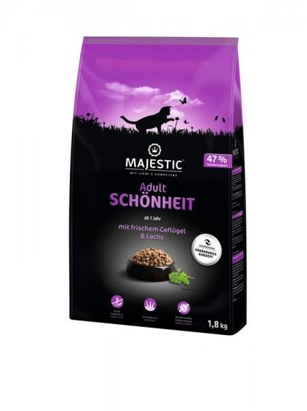 MAJESTIC SCHÖNHEIT - Geflügel & Lachs - 1,8g