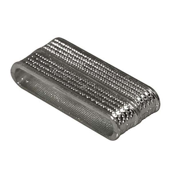 Magnetschließe 2tlg. 33mm platin