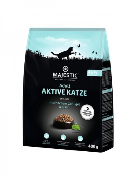 Majestic 400g Outdoor