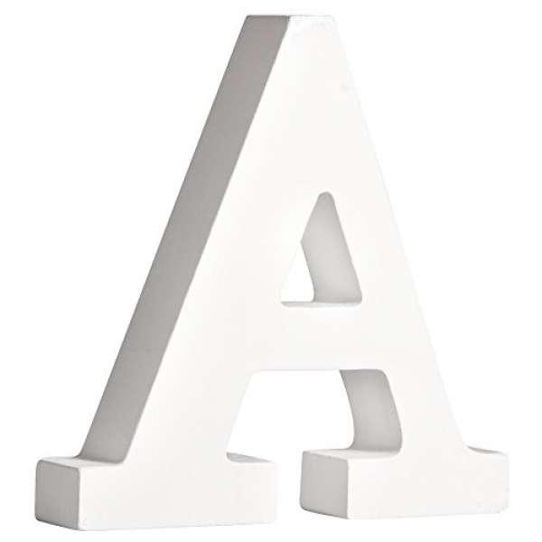 Buchstabe A weiß