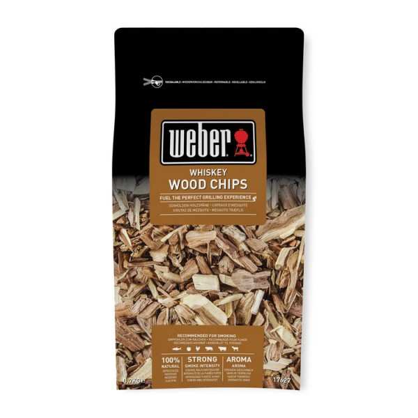 Weber Räucherchips Whiskey 700g