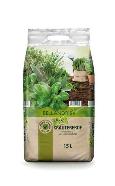 Erde-Kräuter Bio 15L BE