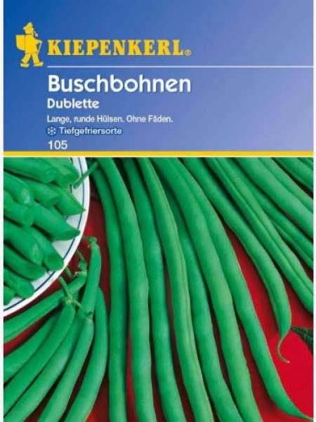 Kiepenkerl Buschbohnen Dublette