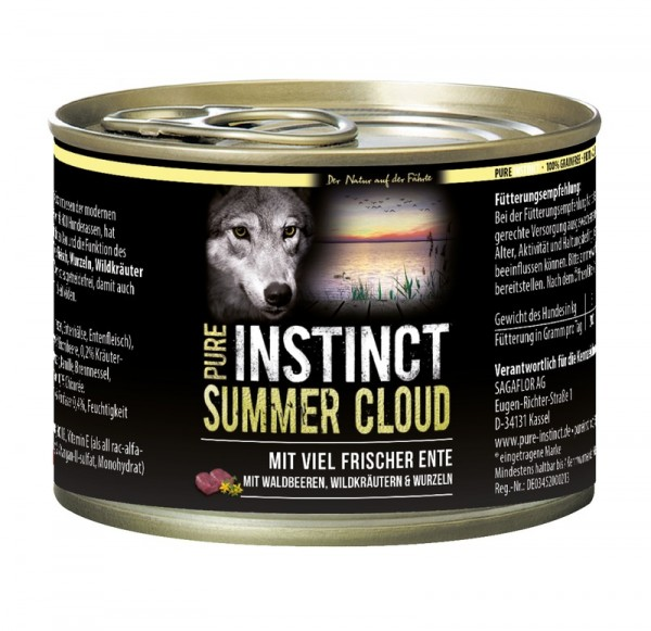 PURE INSTINCT SUMMER CLOUD 200 g
