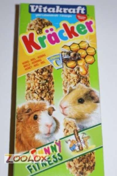 Vitakraft Kräcker Honig & Dinkel 2er