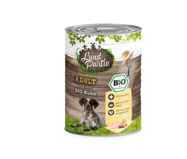 LandPartie Bio ADULT - Huhn - 800g