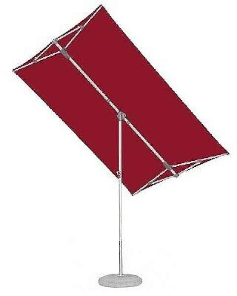 Schirm Flex-Roof 210x150cm aurorared 064