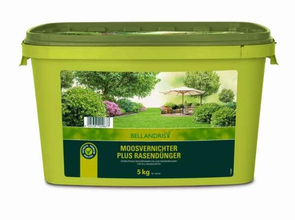 Moosvernichter +Rasendg. 05,0kg BEL
