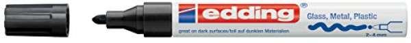 e-750 CR paintmarker schwarz