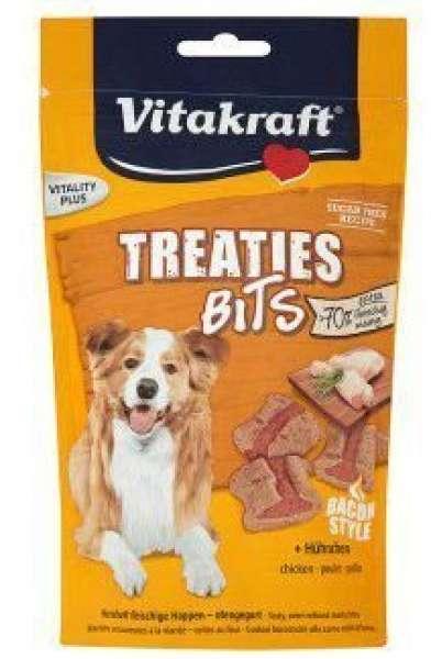 Treaties Bits 120g Hühnchen Bacon