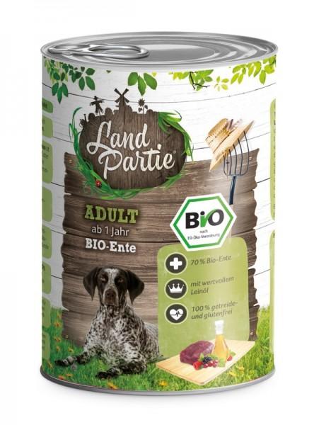 LandPartie Bio ADULT - Ente - 400g