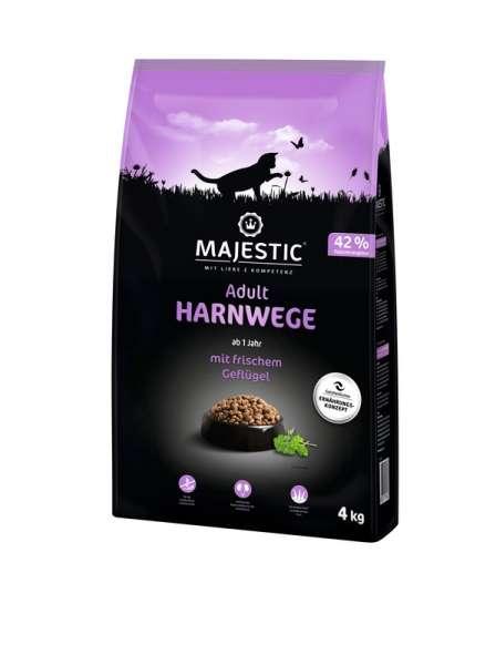 SA Majestic 4kg Harnwege