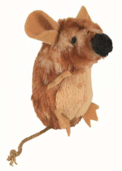 Trixie Maus, Plüsch, 8 cm