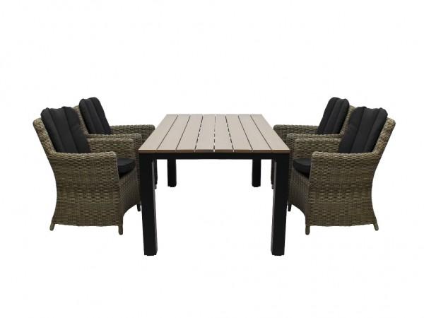 Set Sessel Rantum XL + Tisch Keitum